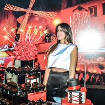 18° compleanno stile Moulin Rouge by Walter Marone