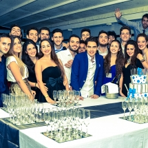18th birthday party all friends by Walter Marone